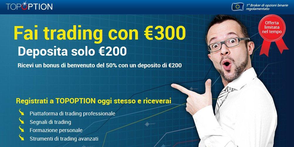 Piattaforma trading professionale