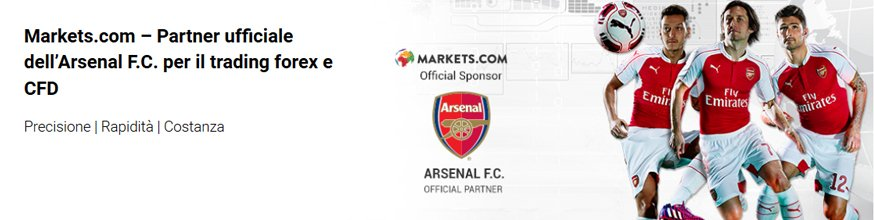 markets sponsor arsenal