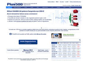 Plus500 Il broker