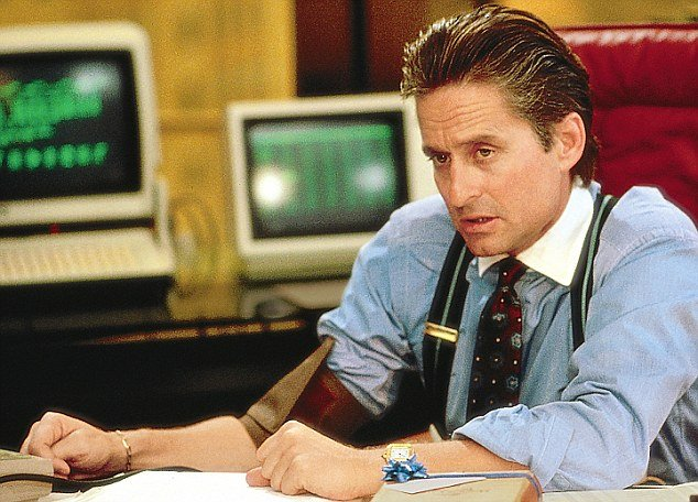 Azionario: Gordon Gekko direbbe…