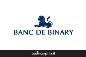 Banc De Binary Opinioni e Recensione del Broker