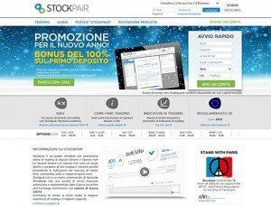 Broker Stockpair