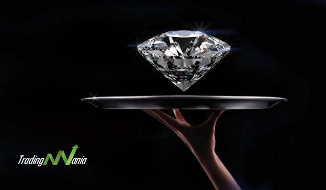 Investire in diamanti online