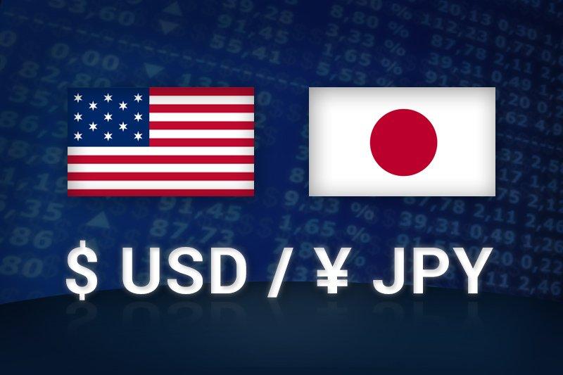 Scende il valore di scambio USD/JPY