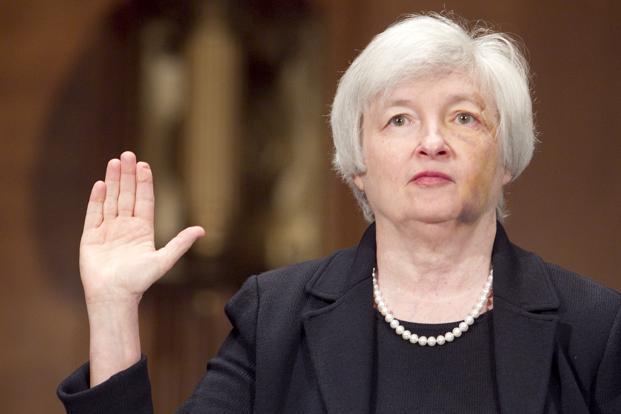 Influisce positivamente il discorso della Yellen
