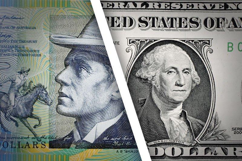 Aumenta la coppia forex AUD/USD