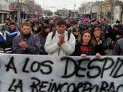 Dati sulla disoccupazione argentina