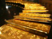 Calano i futures dell'Oro