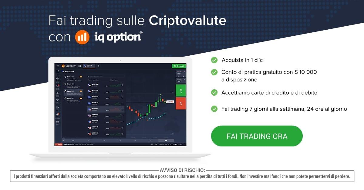 Iq option banner
