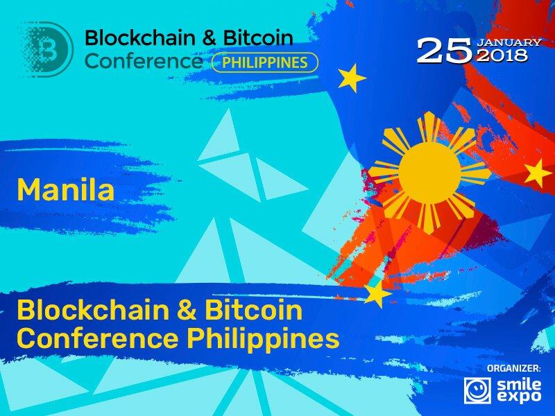 Manila ospita la blockchain & Bitcoin Conference