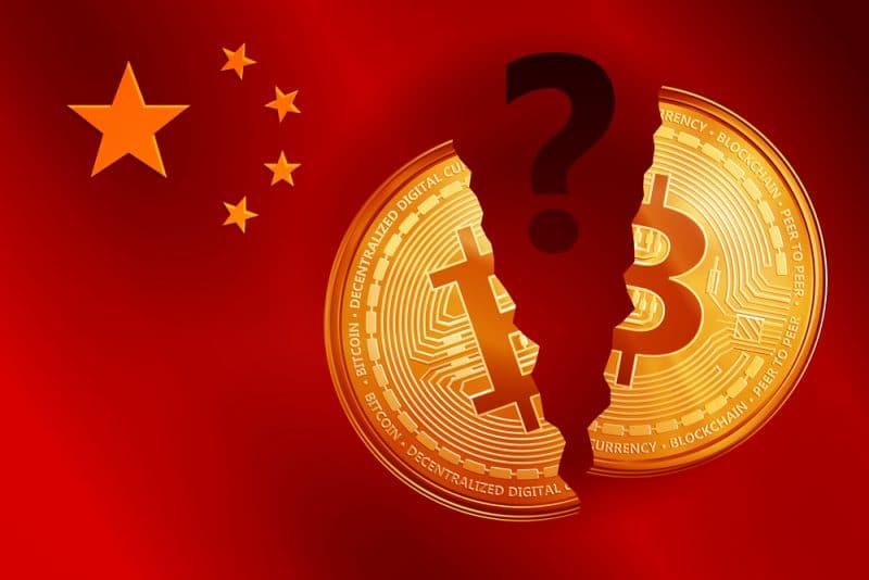 Cina vieta e censura il commercio criptovaluta