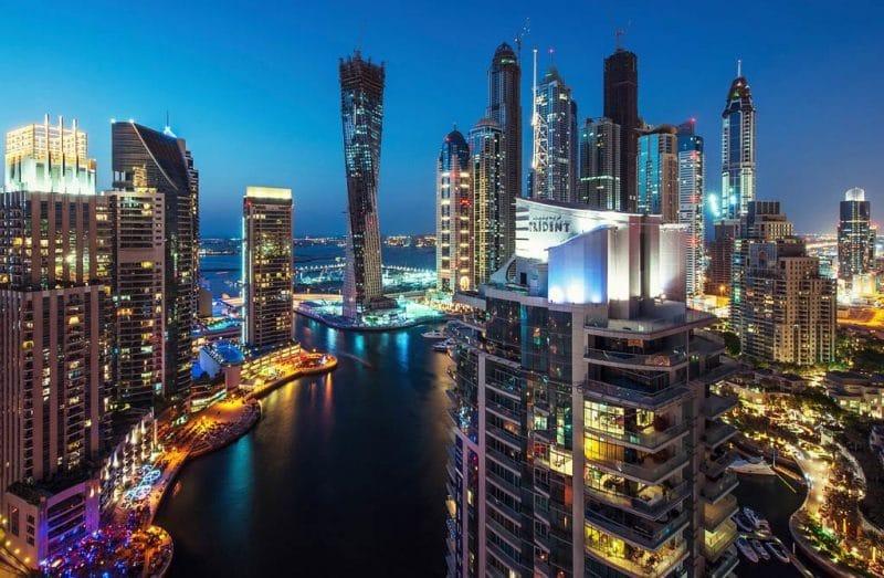 Dubai ha in programma di lanciare 20 servizi basati su blockchain nel 2018
