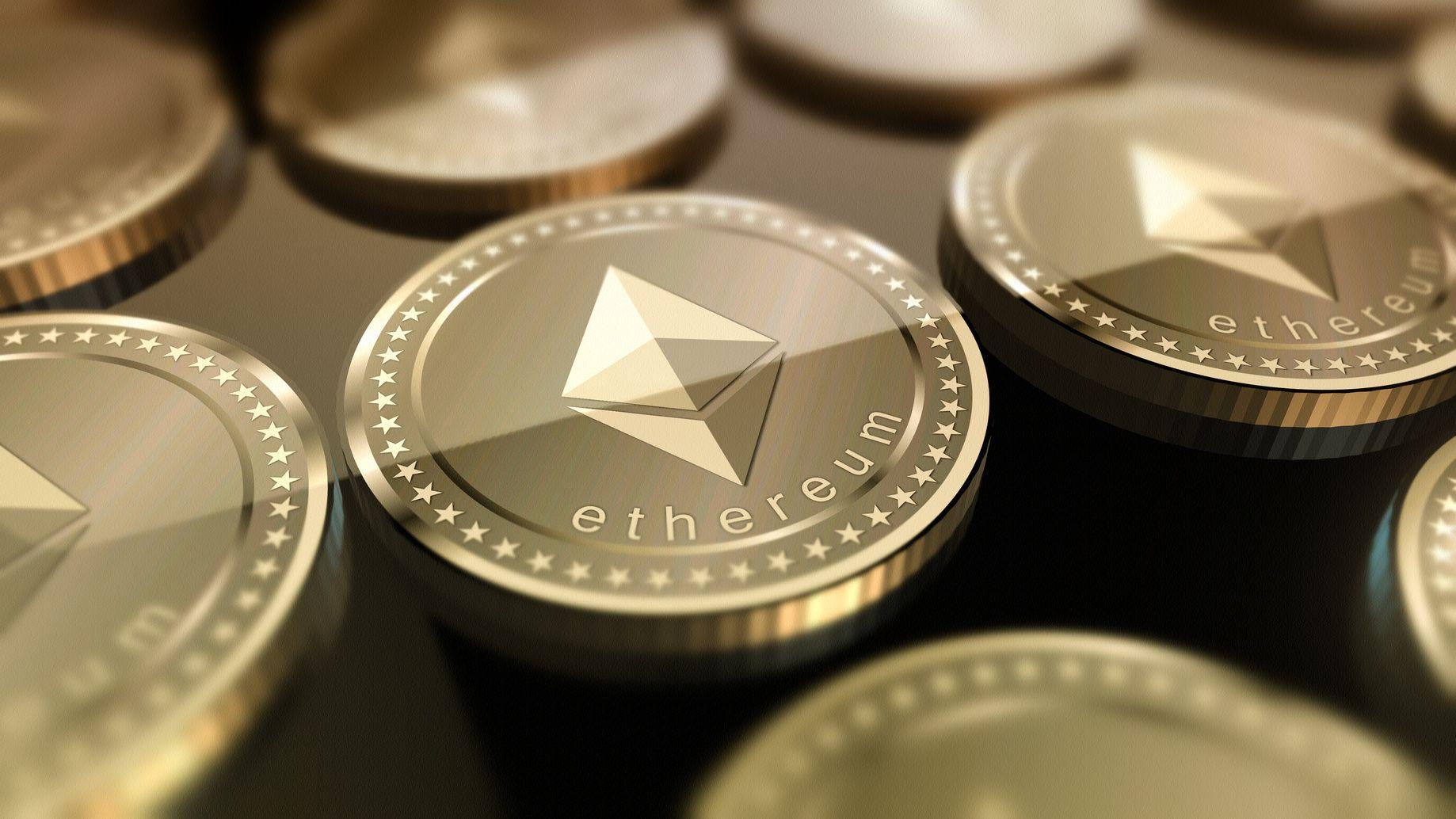 Ethereum: Quotazione grafico e prezzo in tempo reale