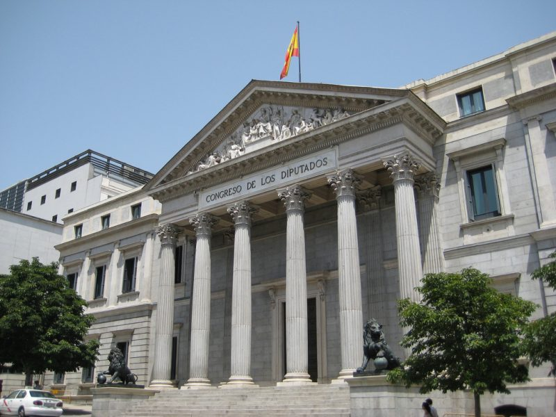 Il governo spagnolo osserva i vantaggi fiscali per le aziende criptografiche