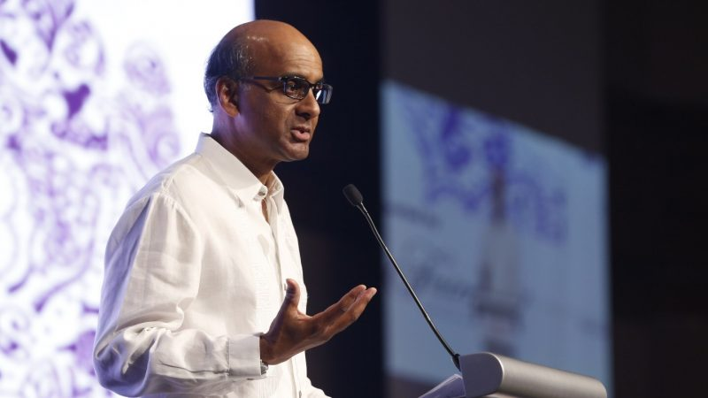 """Vicepresidente di Singapore: """"Non esiste un caso forte per vietare il trading di criptovaluta"""""""