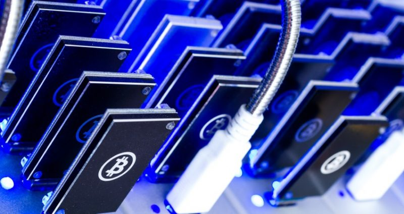 Samsung sta sfruttando il bitcoin mining