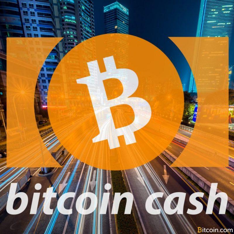 Il prezzo di Bitcoin Cash supera ancora $ 1,275 quando i mercati tornano indietro