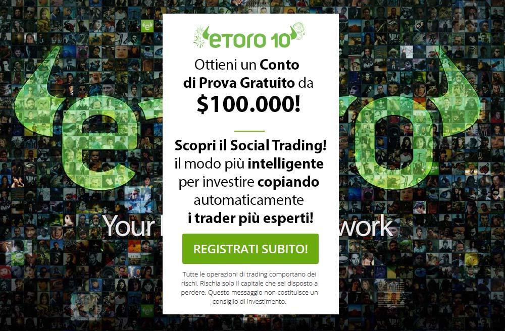Etoro forex demo