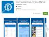 CoinMarketCap pubblica iOS Mobile App
