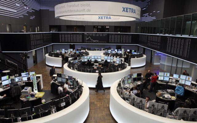 Calo delle maggiori Borse Europee