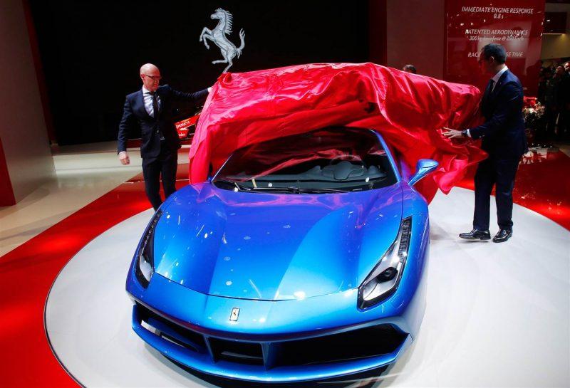FCA e Ferrari sotto i riflettori