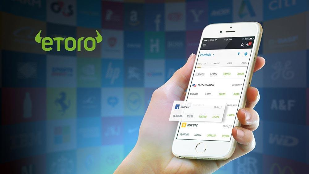 Piattaforma Trading eToro