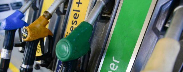 Riduzione prezzi benzina e diesel