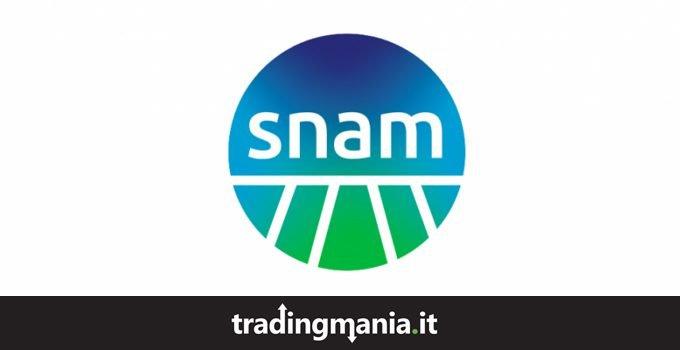 Trading per investire in azioni Snam in pochi passi