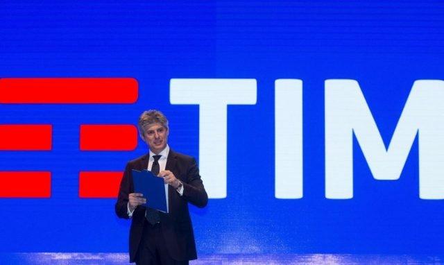 tim telecom italia
