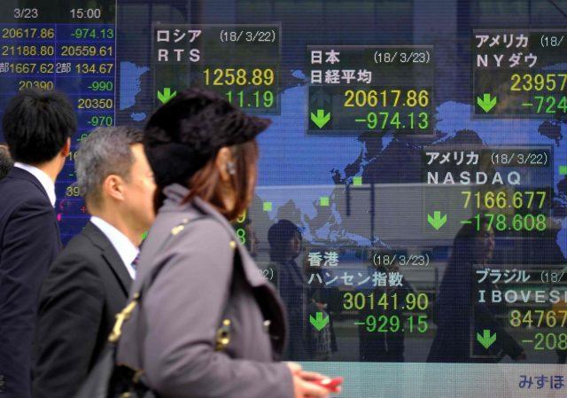 mercato asiatico