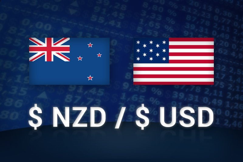 Coppia Forex NZD/USD in salita