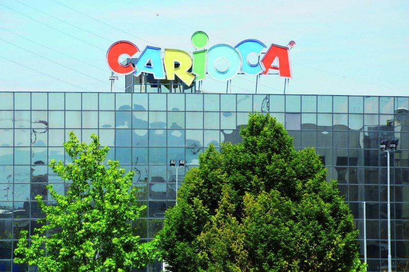La Carioca approda in altri continenti