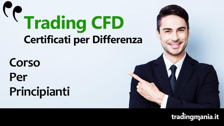 Il Trading CFD spiegato in un Video