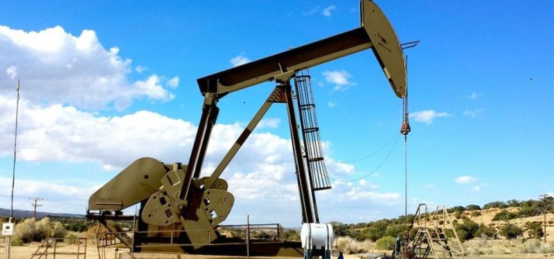 Petrolio in calo