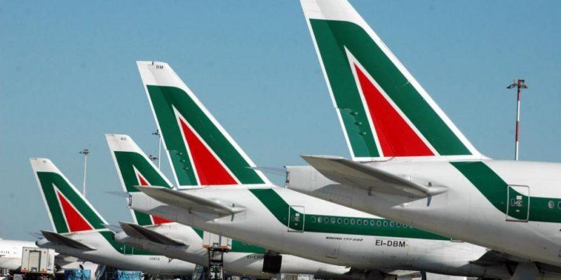400 milioni per Alitalia