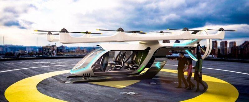 Hyundai e Uber insieme per un progetto futuristico