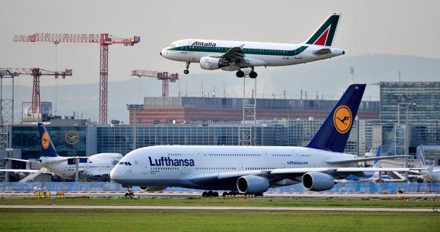 Alitalia necessitata di un grande risanamento
