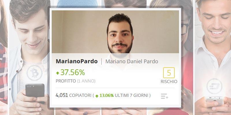 MarianoPardo Popular Investor di eToro