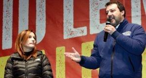 Salvini è soddisfatto per le regionali