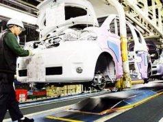 Si ferma la produzione della Toyota