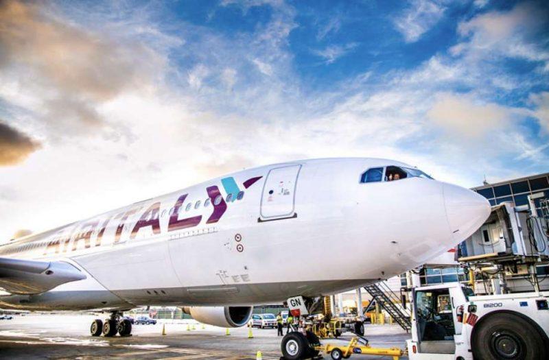 Choc per 1.200 lavoratori di Air Italy