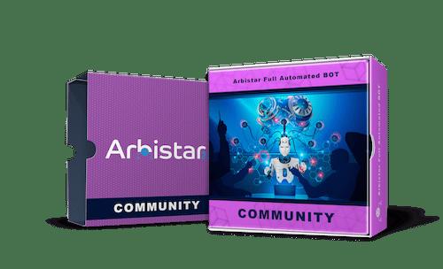 Arbistar 2.0 Community Bot