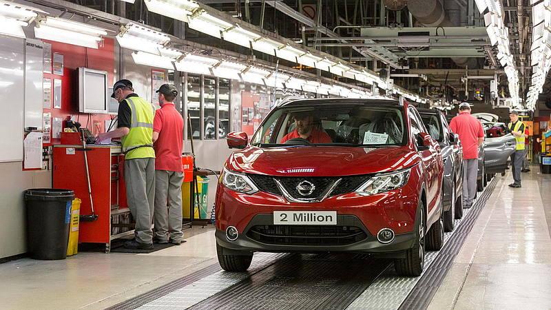 La Nissan potrebbe dire addio agli stabilimenti europei