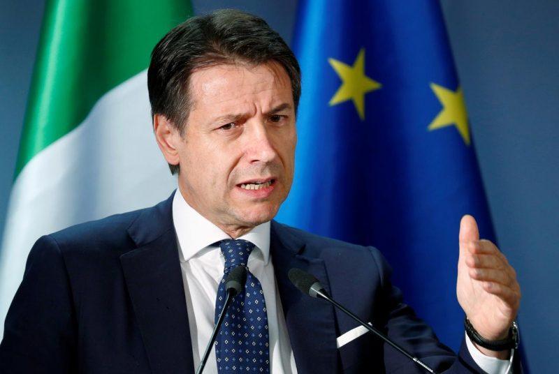 Conte: Se l'Ue non sarà all'altezza, l'Italia farà da se.