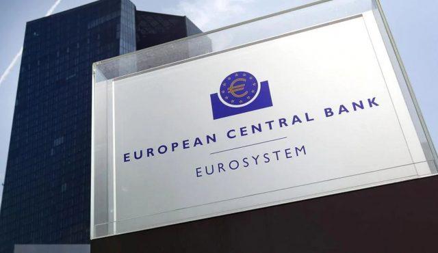 La Bce afferma che ci sono le stime del Pil