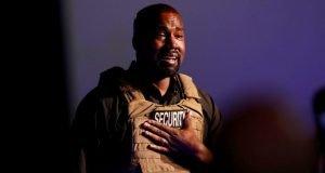 Comizio Shock per il rapper candidato alla Casa Bianca