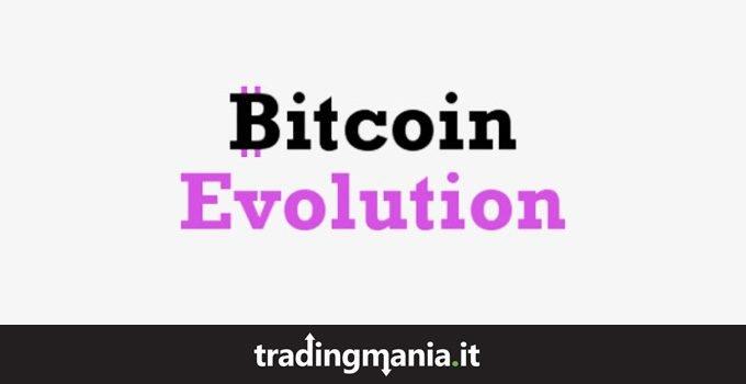 bitcoin evolution recensione 2021
