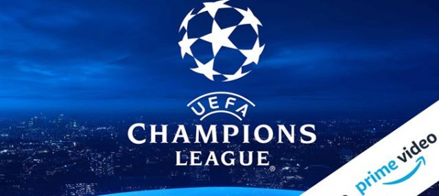 Come vedere la Champions League su Amazon Prime?