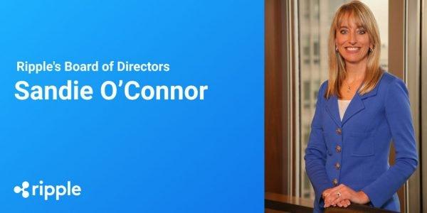 L'ex dirigente di JPMorgan entra a far parte del consiglio di amministrazione di Ripple