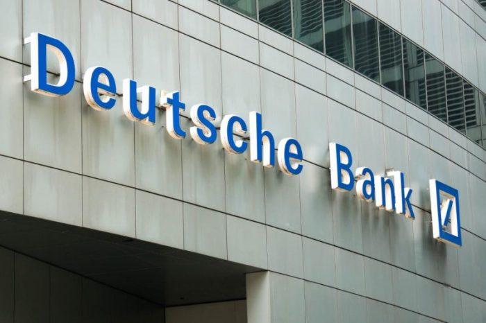 La Deutsche Bank AG afferma che Bitcoin potrebbe diminuire del 50%